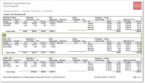 payroll sample 11 sample of payro global strategic sourcing