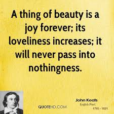 John Keats Quotes A Thing Of Beauty Best of John Keats Quotes QuoteHD