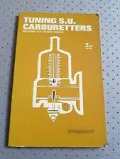 Su Needle Chart Mini Tuning Su Carburretters Speedsport Books Including Needle