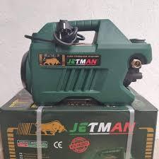 Máy Rửa Xe Mini 2300W Jetman JM2300 | Điện Máy Hoàng Anh 123