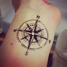 Tetovani Motiv Kompas 4jpg Motivy Tetování Vzor Tetování
