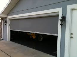 garage door screens retractableRetractable Solar Screens  Patio Shades Houston
