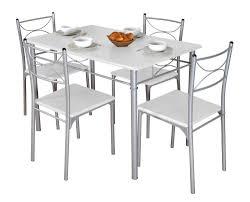 Table Ronde De Cuisine Pas Cher Ensemble Table Et Chaise De