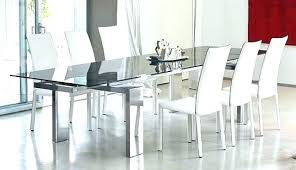 round glass dining table set room sets 4 chairs india white tables marvellous small glass dining table