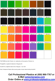 Pantone Color Chart Plexiglas Cross Reference Pdf Free