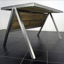 ebay office desks. handmade industrial polished metal office desk rustic table by steel vintage ebay desks r