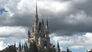 disney workers find peace with yoga at cinderella castle