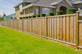 fence styles and designs for backyard