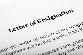 leaving a job learn how to resign with