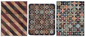 Quilting for men: pattern roundup - Stitch This! The Martingale Blog & Civil War reproduction patterns for men Adamdwight.com