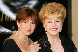 debbie reynolds 2014. Brilliant 2014 First Carrie Now Debbie Reynolds Passes On To 2014