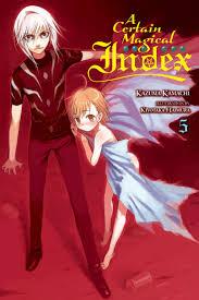 A Certain Magical Index Light Novel English Online A Certain Magical Index Vol 5 Ebook Products A