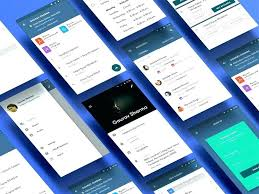Dashboard Android App Template Dashboard Android App Template Free