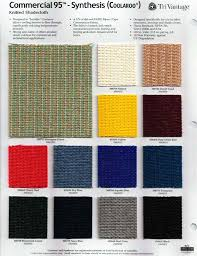 Color Charts Aaa Awning Co Inc