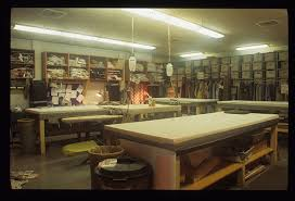 The Costume Shop Accommodates A Wide Range Of Costume Production  Activities, A Full Compliment Of Stitching Stations, Cutting Tables And  Finishing Areas, ...