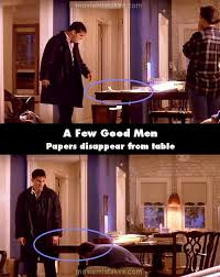 Few Good Men Quotes New A Few Good Men 48 Movie Mistake Picture ID 48