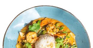 view gluten free curry bowl