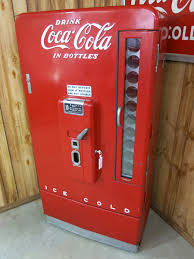 Vending Machine History Inspiration Vendo Coke Machine History And Serial Numbers