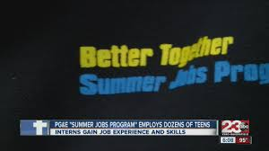local teens benefit from summer jobs program local teens benefit from summer jobs program