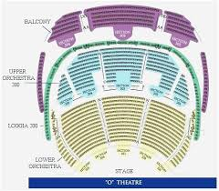 Smith Center Seating Chart Vegas Bellagio Venue Seating Chart Everbank Seat Map Raymond James