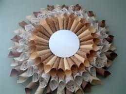 DIY Feather Home Decor Ideas  Paper Feathers Feathers And Wall DecorDiy Paper Home Decor