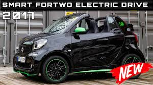 new smart car release date2017 Smart ForTwo Cabrio Electric Drive Review Rendered Price