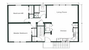 2 Bedroom House Plans Open Floor Plan Split Three 2018 And Charming With  New Apartment Trends Ideas