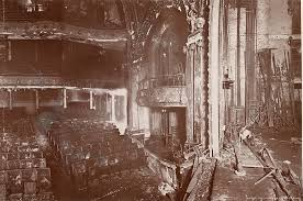 Image result for 1903 the iroquois theater fire in chicago