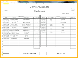 Check Reconciliation Template Bank Reconciliation Template Account Spreadsheet Cash Book Xls Excel