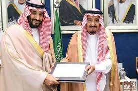 Image result for پادشاه عربستان شهریورماه به نفع محمد بن سلمان کنارهگیری میکند