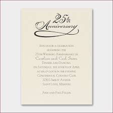 Free Silver Wedding Anniversary Invitation Templates