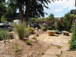 Xeriscape Landscaping Backyard Out Xeriscape Front Yard The