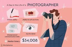 Photographer Job Description Salary Skills More