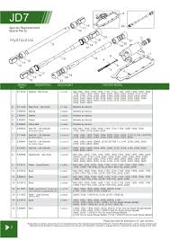 john deere hydraulic pumps components page 82 sparex parts s 70296 john deere jd07 2