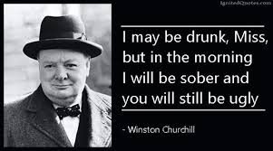 Winston Churchill Quotes Funny Custom Churchill Quotes Funny With Funny Quotes By For Prepare Amazing Sir