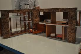 Miniature Dollhouse Bedroom Furniture Miniature Modern Dollhouse By Brinca Dada Modern Urban