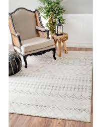 interior deals on nuloom geometric moroccan trellis fancy grey area rug 8 x conventional nuloom