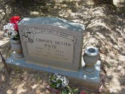 Gimpsey Hester Pate (1910-1997) - Find A Grave Memorial