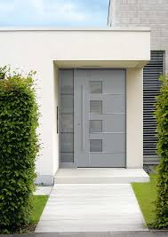 Schweiker Aluminium Haustüren