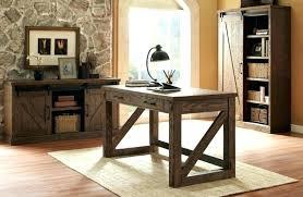 rustic office desks. Home Office Furniture Canada Desk Rustic Best Ideas Desks E