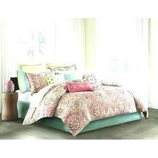 comforter set bedding green and brown sets seafoam nautical