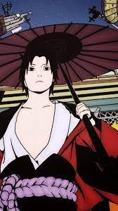 Anime Wallpaper Retro Sasuke Aesthetic ...