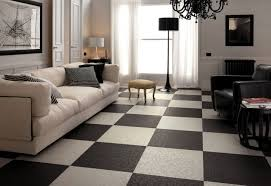 White floor tiles living room Color Living Room Inspiring Floor Tiles Design For Living Room Black White Floor Black Standing Lamp Firstain Living Room Marvelous Floor Tiles Design For Living Room For Home