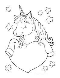 A heart to color and to celebrate love ! 70 Best Heart Coloring Pages Free Printables For Kids Adults
