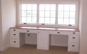 custom built home office furniture. Modren Furniture Builtin Desk For Custom Built Home Office Furniture S