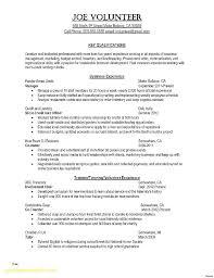 Summer Internship Resume College Internship Resume Template