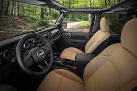 are jeep wrangler seats waterproof