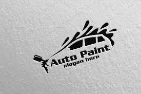 Auto Graphic Designer Car Painting Logo Vol 8 Affiliate Ai Eps Vector Colour
