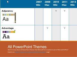 Retrospect Theme Powerpoint 2010 Retrospect Theme In Powerpoint