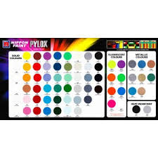 Nikko Spray Paint Color Chart 23 Expository Nippon Paint Colours Chart